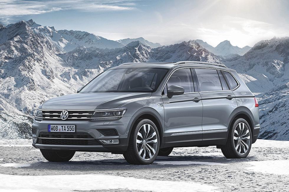 Prueba: Volkswagen Tiguan Allspace de 7 plazas