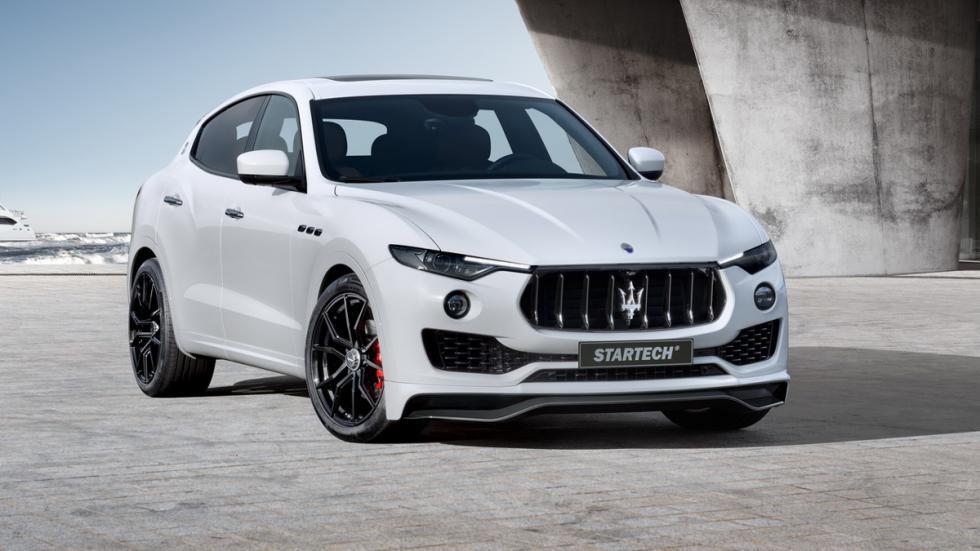 Maserati Levante Startech