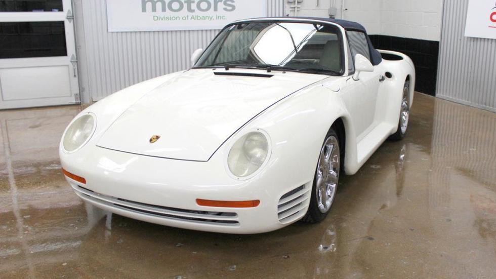 réplica Porsche 959 Cabriolet delantera