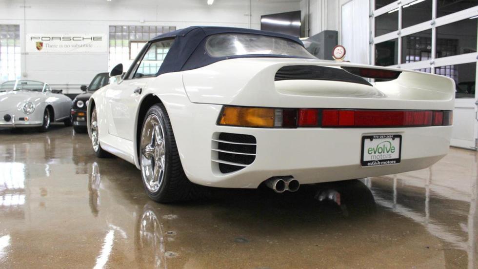 réplica Porsche 959 Cabriolet zaga