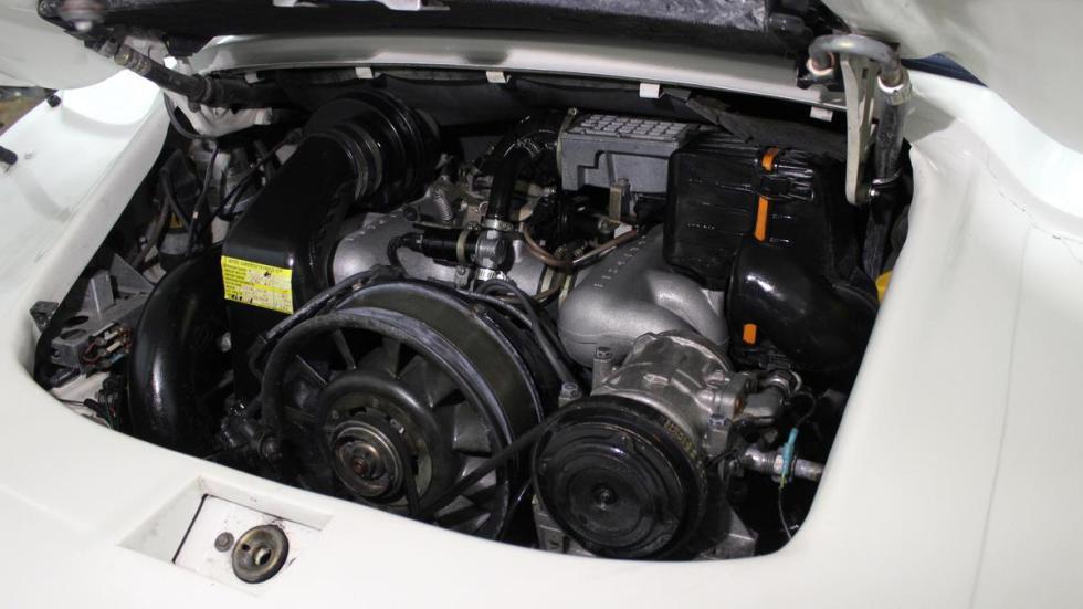 réplica Porsche 959 Cabriolet motor