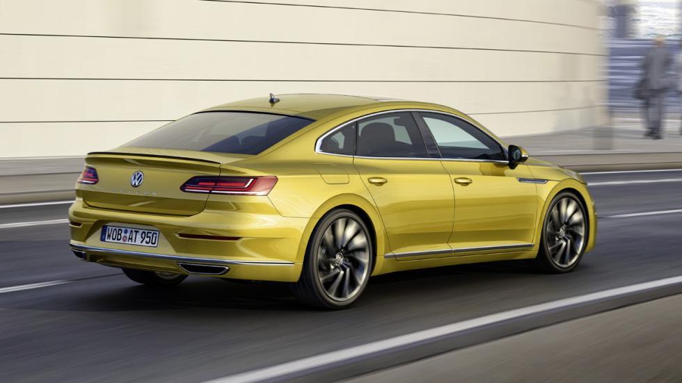 Volkswagen Arteon R-Line zaga