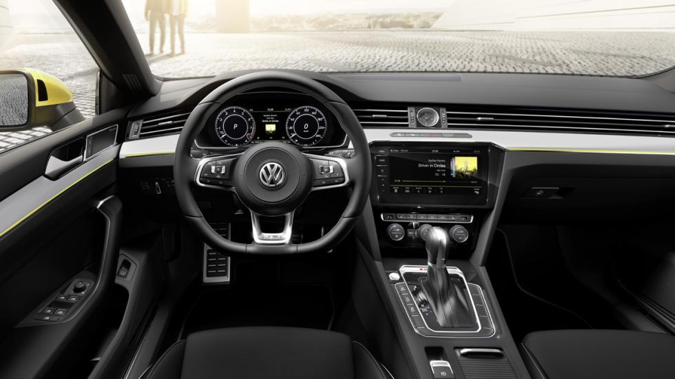 Volkswagen Arteon R-Line salpicadero