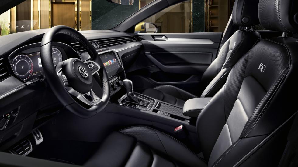 Volkswagen Arteon R-Line plazas delanteras