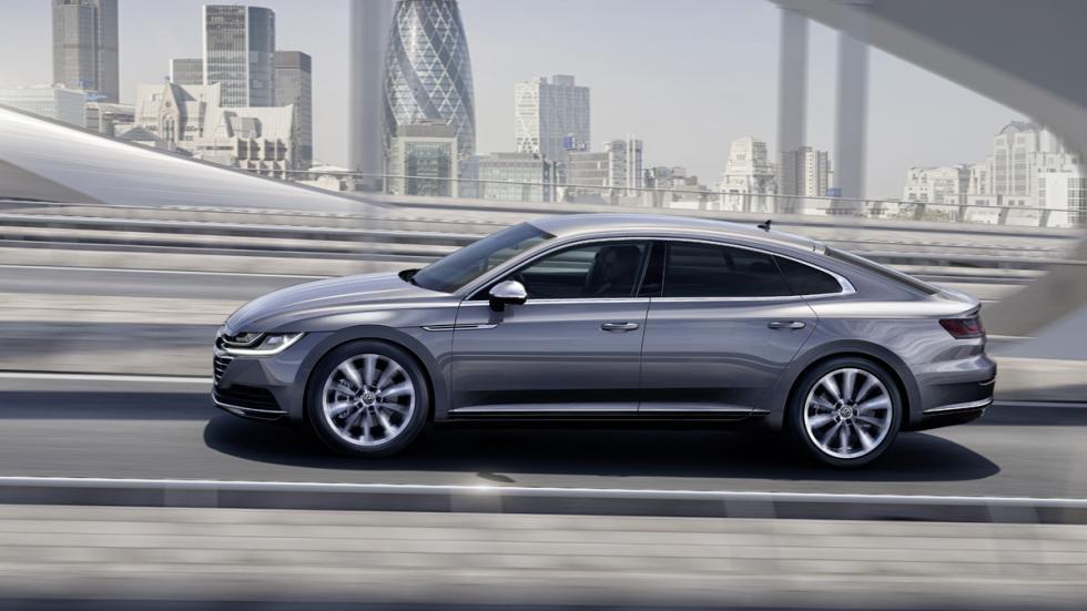 Volkswagen Arteon Elegance perfil