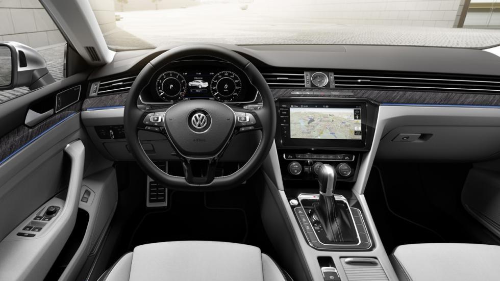 Volkswagen Arteon Elegance salpicadero