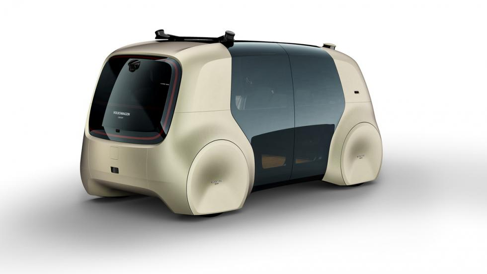 Volkswagen Sedric Concept zaga