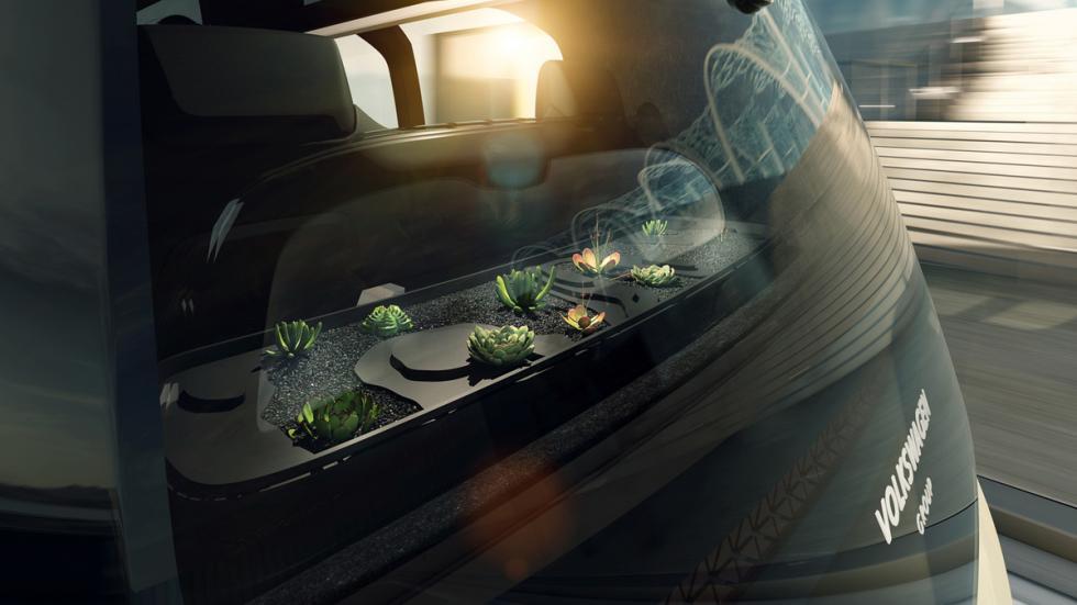 Volkswagen Sedric Concept detalle
