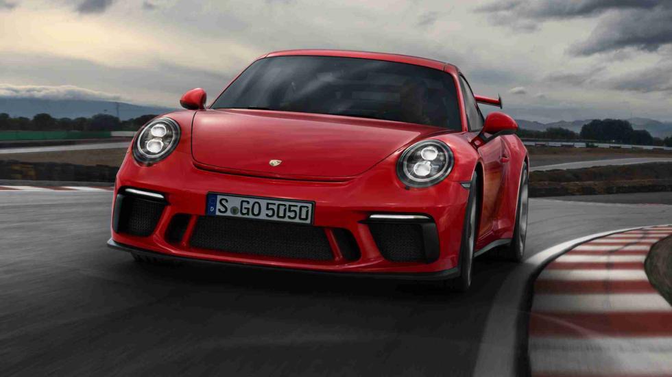 Porsche 911 GT3 2017 morro