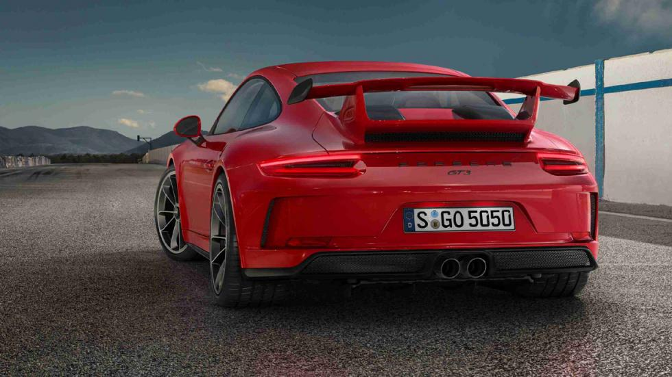 Porsche 911 GT3 2017 zaga