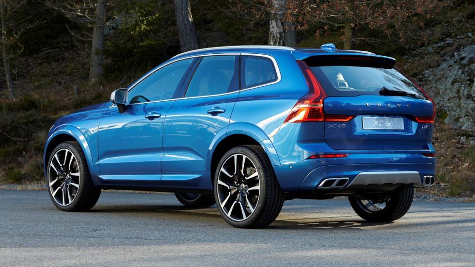 Volvo XC60 2017 zaga