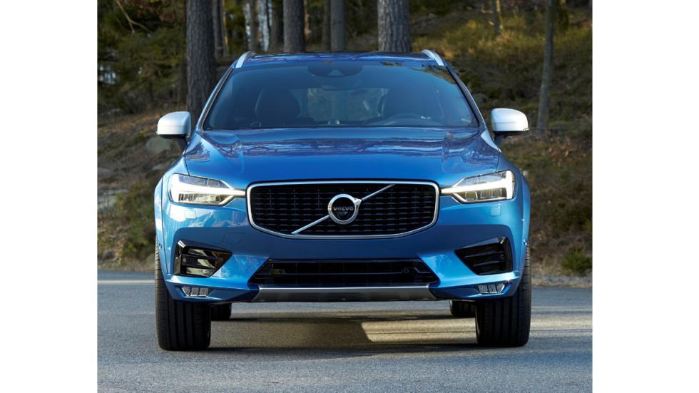 Volvo XC60 2017 morro
