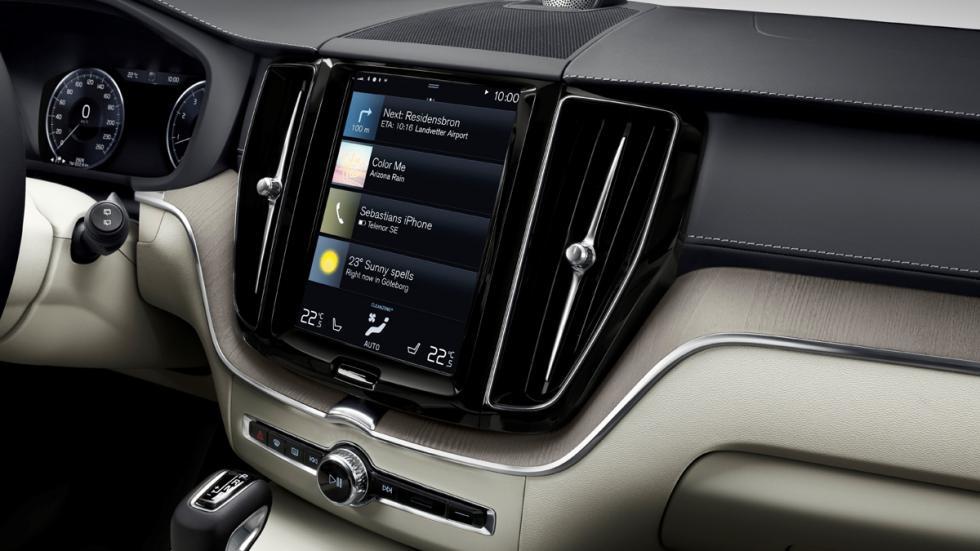 Volvo XC60 2017 salpicadero