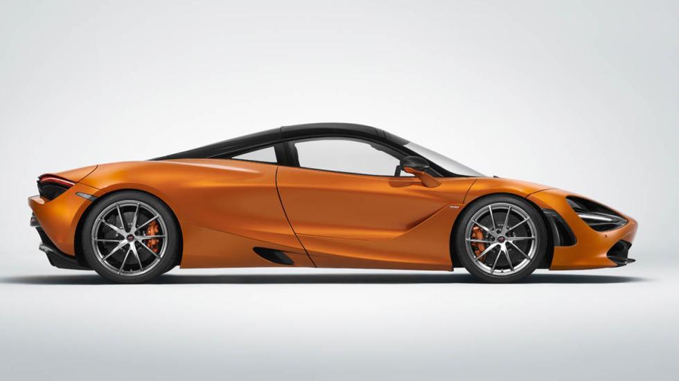 McLaren 720S lateral