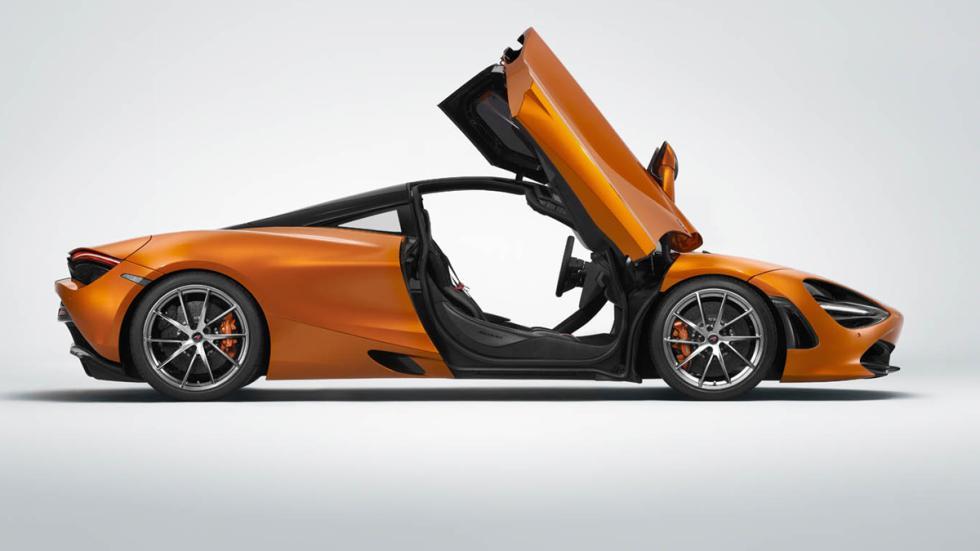 McLaren 720S perfil