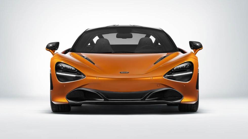 McLaren 720S frontal