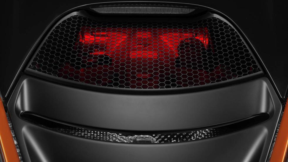 McLaren 720S motor