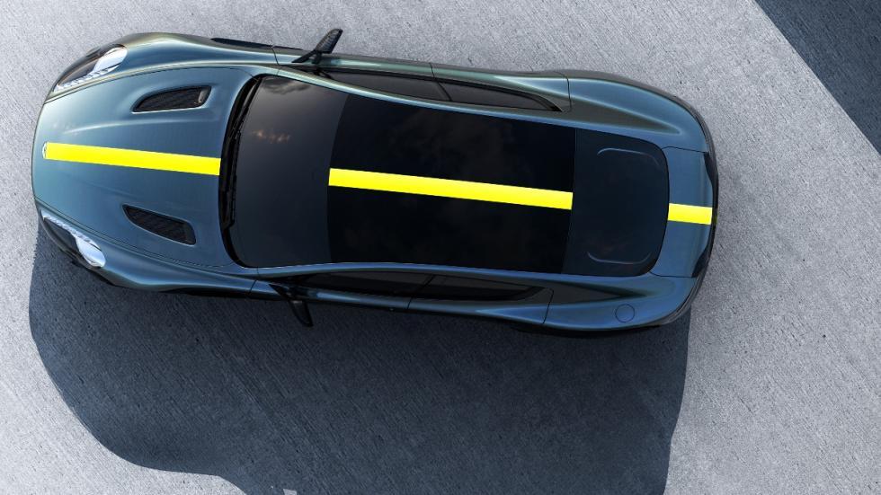 Aston Martin Rapide AMR y Aston Martin Vantage AMR Pro