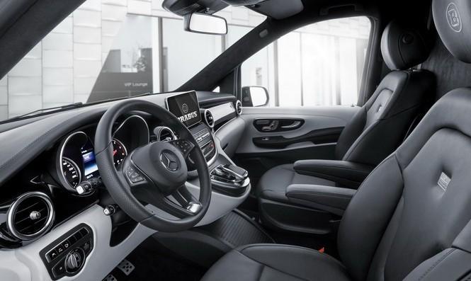 Mercedes Clase V Brabus