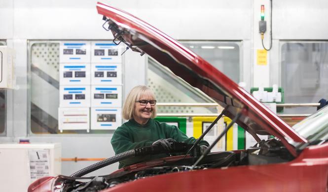 Jaguar Land Rover Getty Images: las fotos