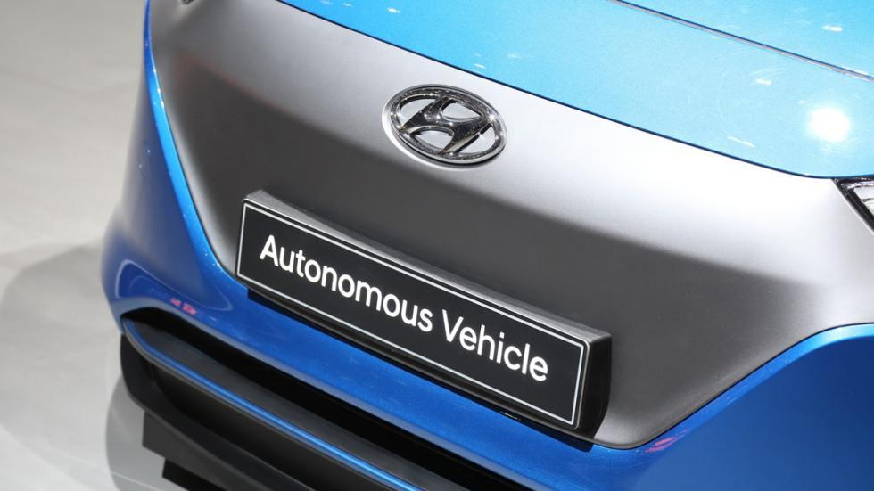 simulador conducción autónoma Hyundai detalle