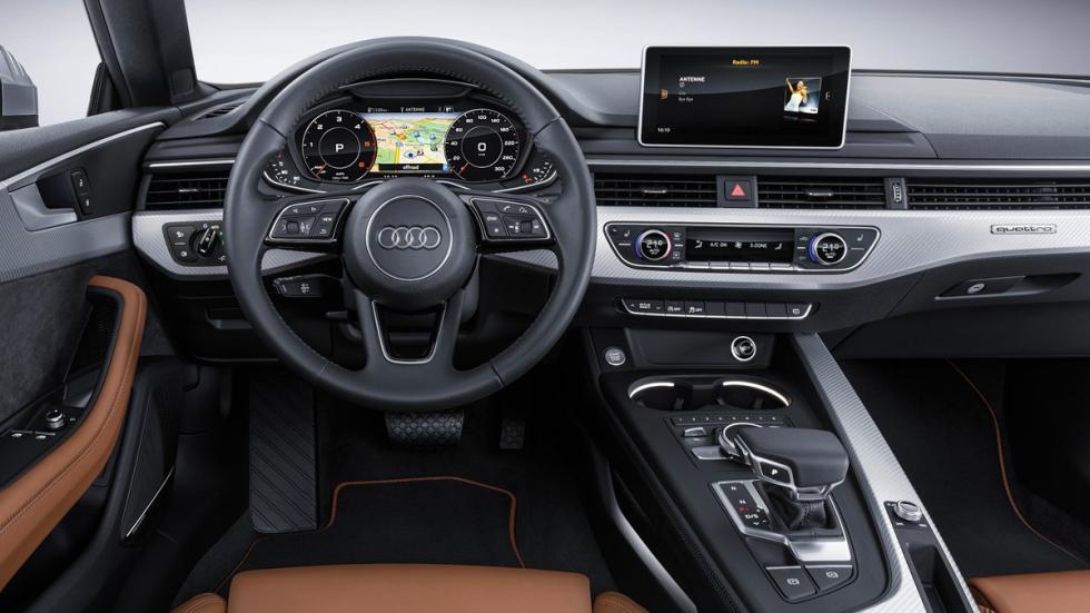 razones-comprar-Audi-A5-habitáculo