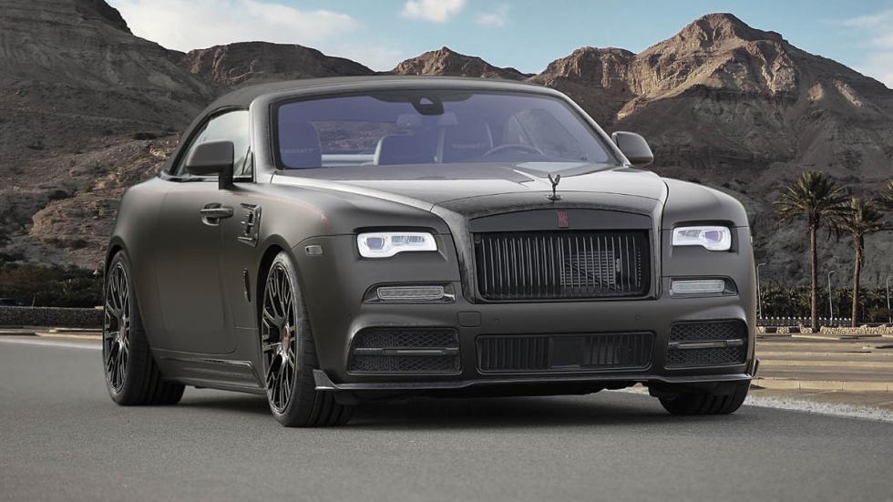 Rolls-Royce Dawn Mansory delantera