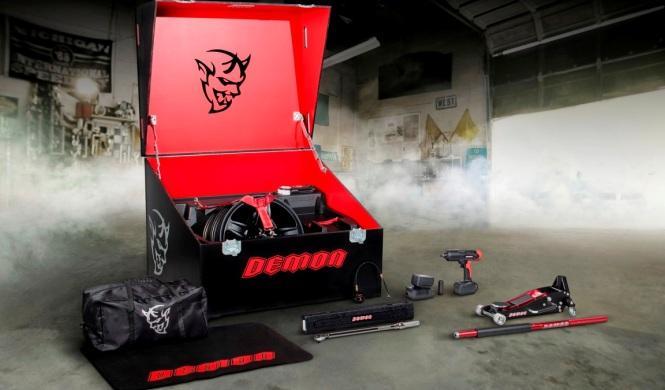 Paquete herramientas Dodge Challenger SRT Demon