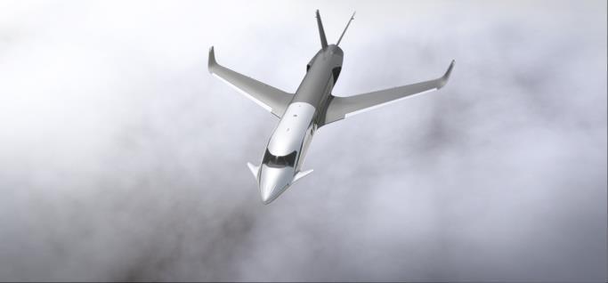 Jet Peugeot HX1