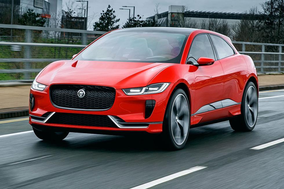 Prueba: Jaguar i-Pace (2018)