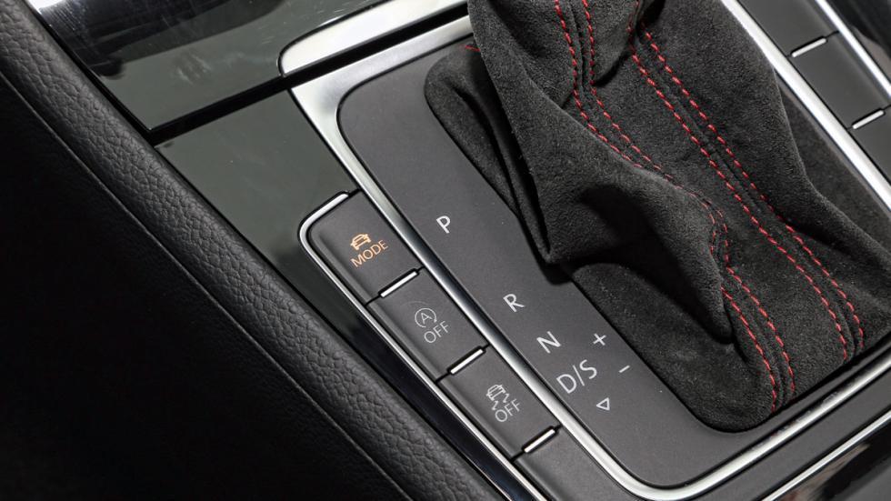 Volkswagen Golf GTI Clubsport cambio