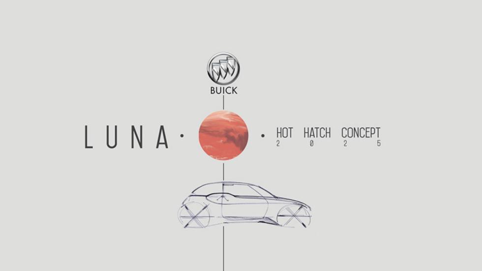 Buick Luna 2025