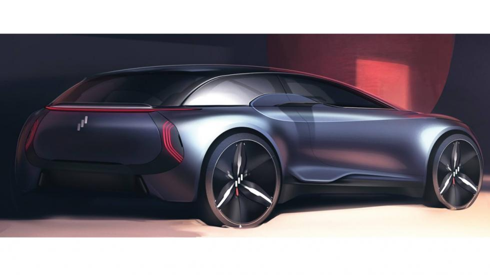 Buick Luna 2025 trasera
