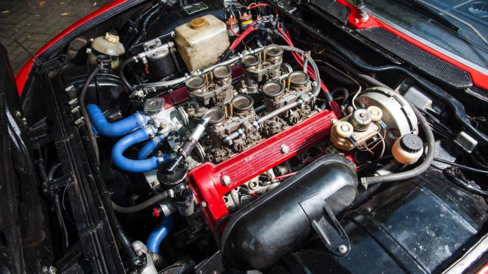 Alfa Romeo Montreal 1972 motor