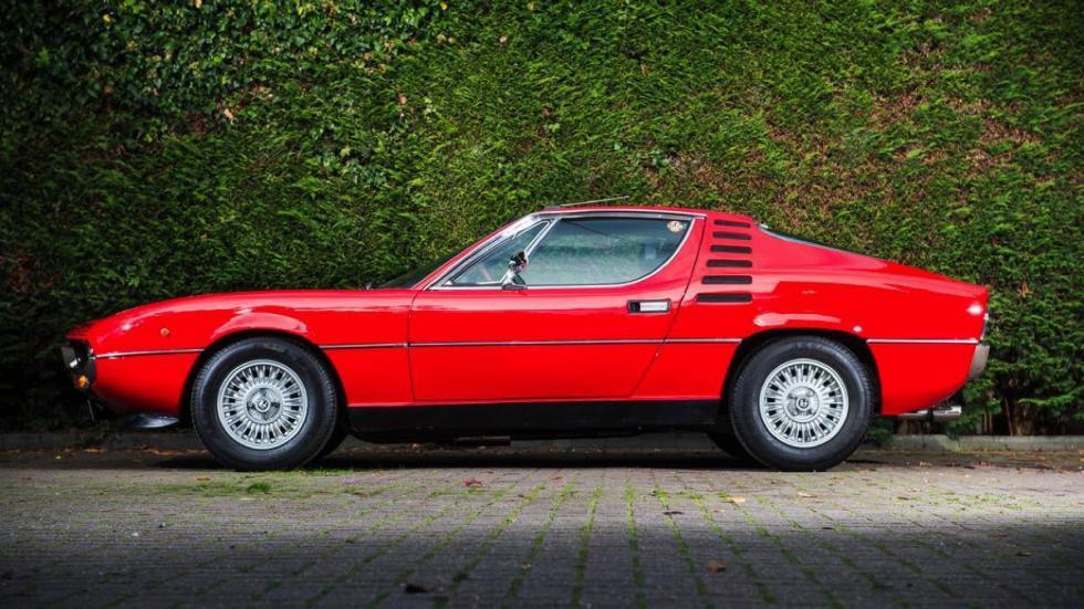 Alfa Romeo Montreal 1972 lateral