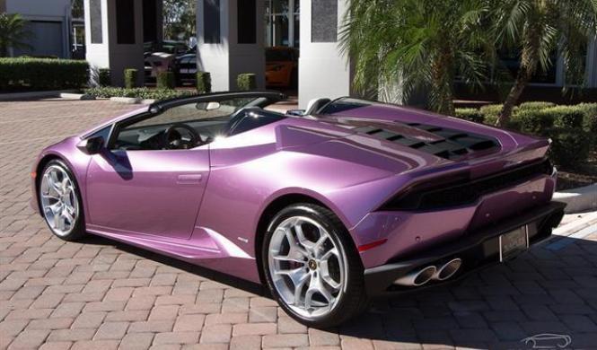 Colores que no habías visto en coches