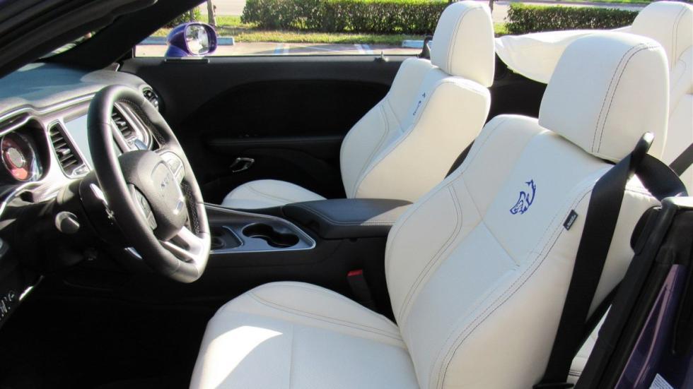 Venta Dodge Challenger SRT Hellcat Convertible