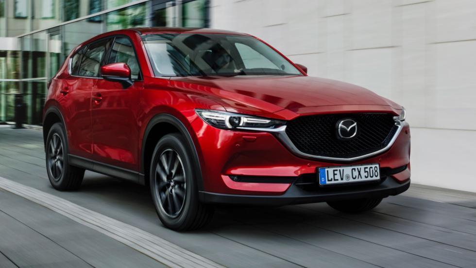 Lo probamos: Mazda CX-5 (2017)