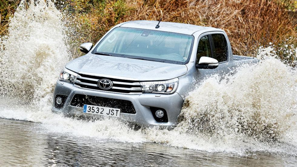Toyota Hilux 2.4 D Cabina Doble