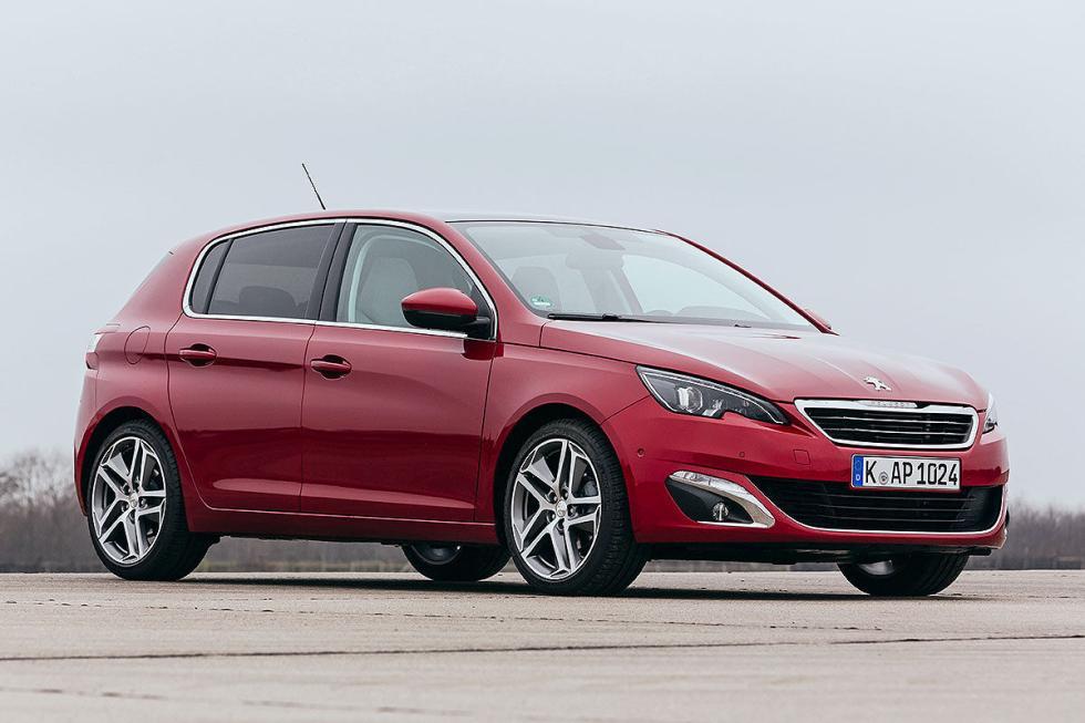 Compactos: la victoria es clara. El Opel Astra se impone al Peugeot 308 con 523