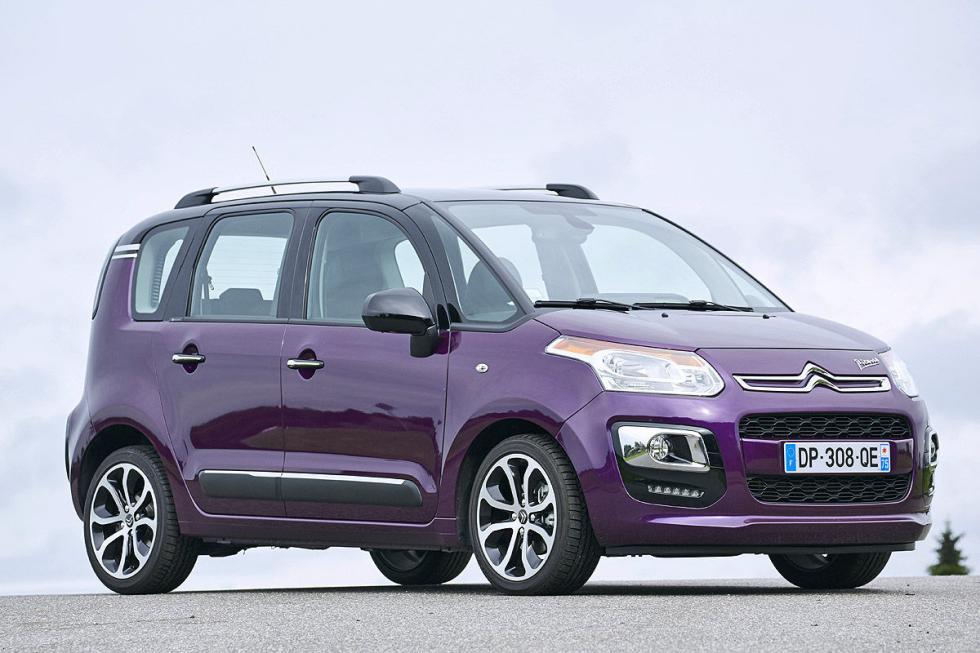 Pequeños monovolúmenes: ganó el Opel Meriva en nuestra comparativa de 2015: