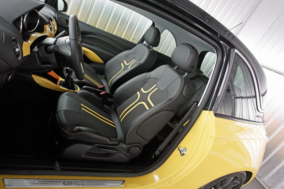 ... y confortable, con unos asientos y una postura al volante impecables.