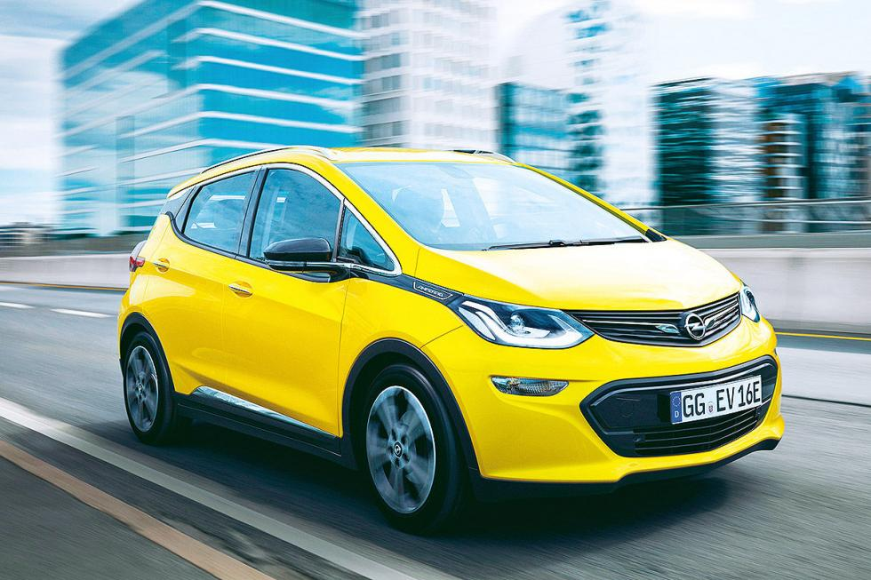 Coches eléctricos: el nuevo Opel Ampera-e tiene una autonomía de hasta 500 km...