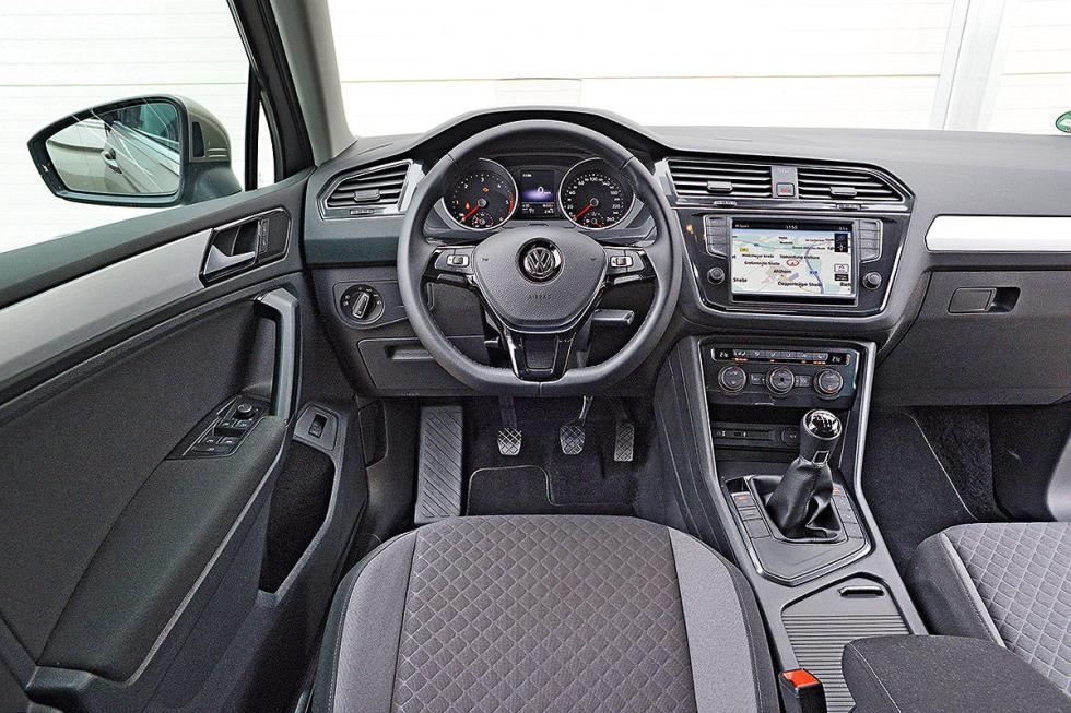 Comparativa de 5 SUV compactos