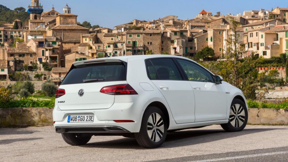 volkswagen e-Golf mallorca