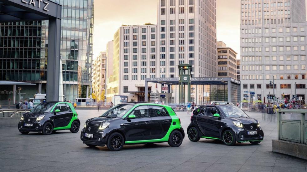 precio-coche-eléctrico-más-baratos-smart