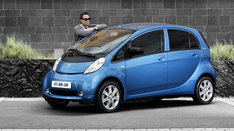precio-coche-eléctrico-más-baratos-peugeot