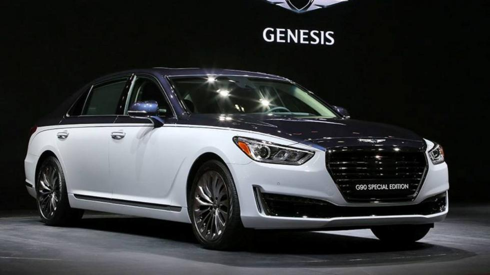 Genesis G90 Special Edition