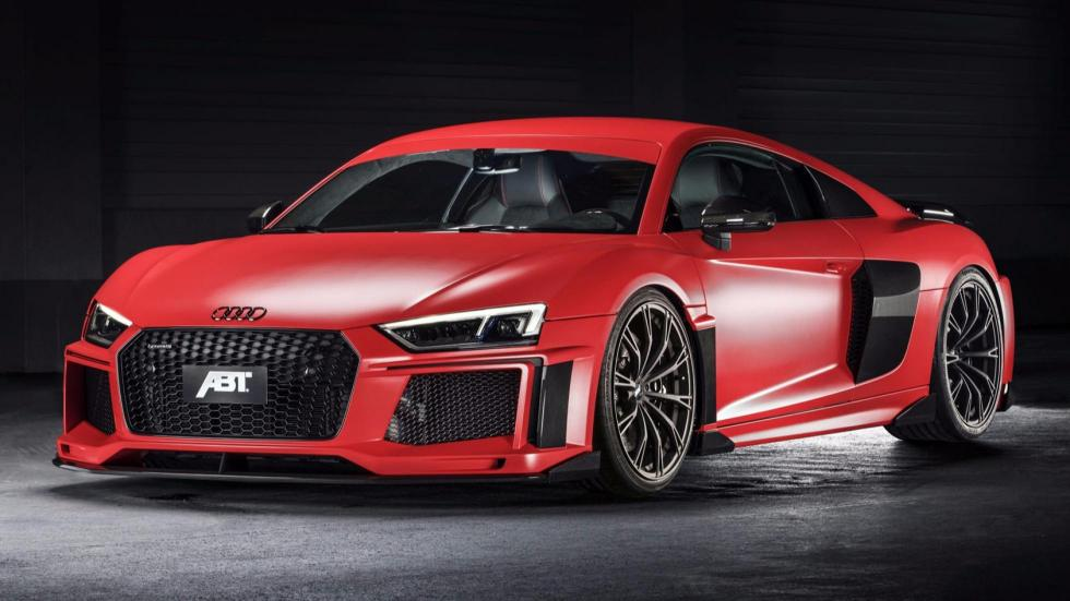 Audi R8 V10 Plus ABT (III)