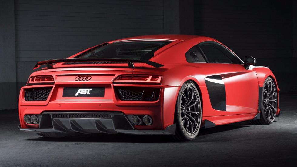 Audi R8 V10 Plus ABT (IV)